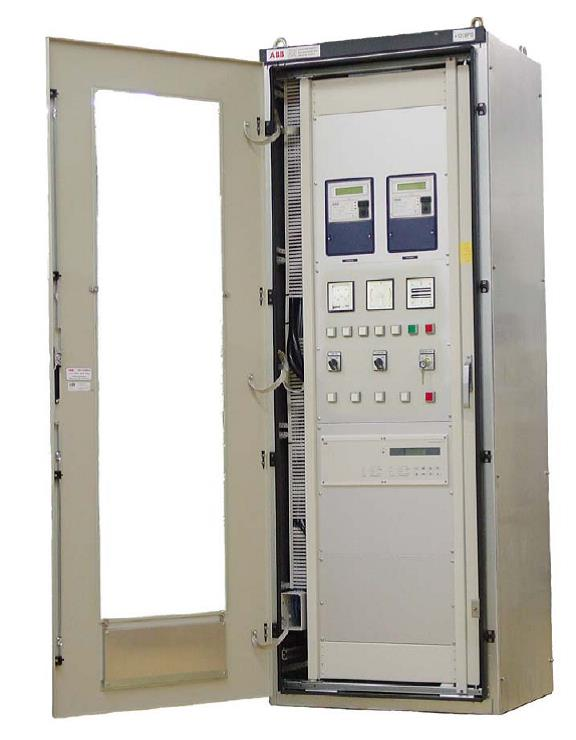 ABB Generator and Transformer Protection, Synchronizing and Measuring-Metering System1