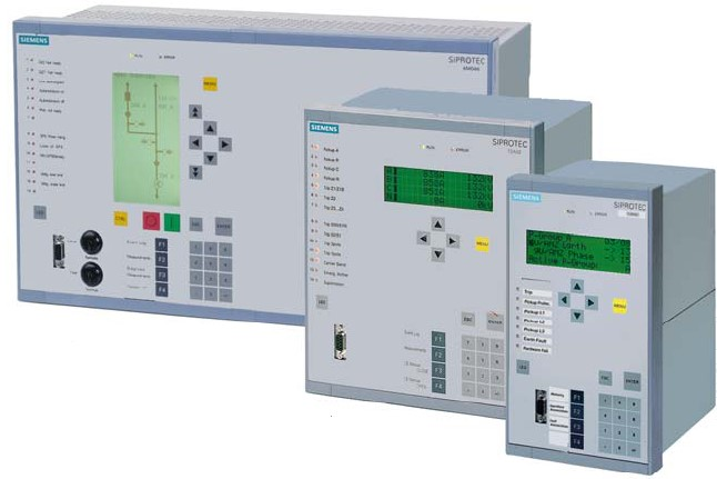 SIEMENS Generator and Transformer Protection, Synchronizing and Measuring-Metering System3